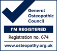 osteopathy council